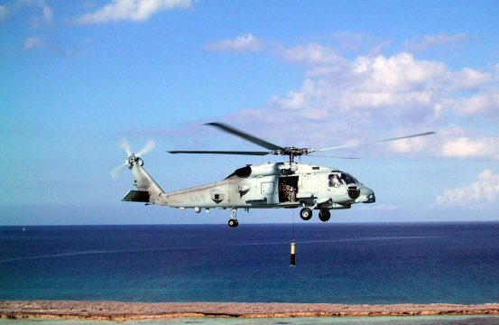 US State Department Approves Sale of 24 MH-60R Helicopters to India