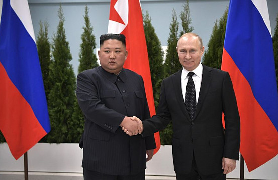 North Korea Turns to Russia for Cash