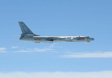 Japan Intercepts 2 Chinese Long-Range Bombers, Spy Plane Over East China Sea