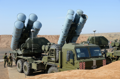 Russia Kicks off Delivery of China's Second S-400 Air Defense Regiment