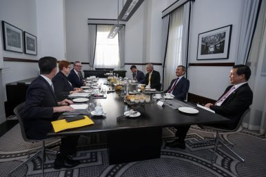 Joint Ministerial Meeting Puts Australia-Singapore Defense Ties in Focus