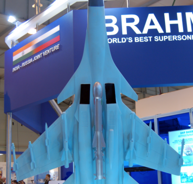 Report: India to Test Fire Air-Launched BrahMos Supersonic Cruise Missile This Week