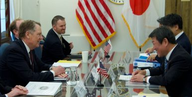 US-Japan Trade Agreement Negotiations: Why Now?