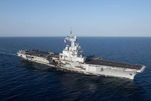French, US, Australian, Japanese Warships Drill in Bay of Bengal
