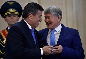 Atambayev Steps Back, Kyrgyzstan Sets Process for Stripping Presidential Immunity