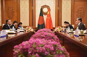 Bangladesh's China-India Balance