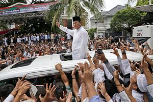 Indonesia's Subianto Officially Challenges His Presidential Loss