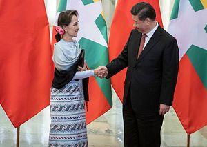 China's Dynamic Grip on Myanmar