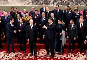 What to Make of India's Absence from the Second Belt and Road Forum ?