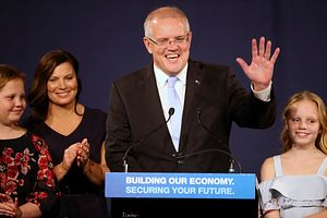 Australia's Election Delivers Morrison's Miracle