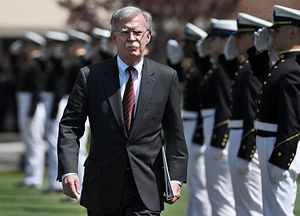 Trump Fires Hawkish National Security Advisor John Bolton