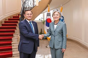 Foreign Ministers' Meeting Highlights Importance of South Korea-Peru Ties