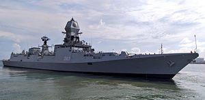 India, Singapore Begin SIMBEX 2019 Naval Exercises in South China Sea