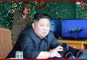 North Korea Confirms First Ballistic Missile Launch in Nearly 18 Months