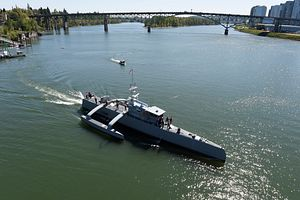 US Navy to Stand Up Unmanned Robot Ship Development Squadron