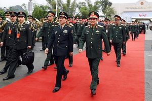China-Vietnam Military Ties in the Headlines with Defense Ministers Meeting