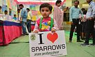 A Man on a Mission to Save India's Sparrows