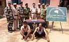 India's Northeast Emerges as a Drug-Trafficking Corridor Between Myanmar and Bangladesh