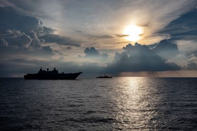 Australia's Indo-Pacific Endeavor Visits Vietnam