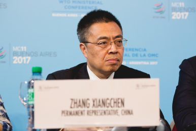 What Does China Want From WTO Reforms?