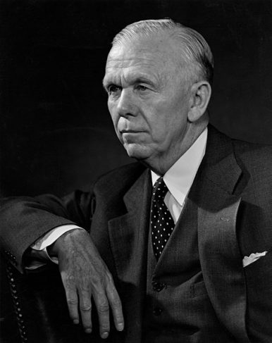 What George Marshall Learned From His Time in China