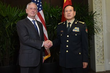 Why Is China Sending Top Military Brass to Shangri-La 2019?