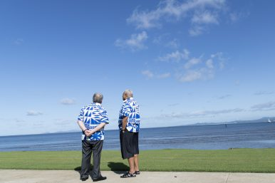 UN Secretary-General Pays a Visit to the Blue Pacific