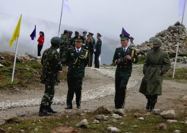 China India Border Talks Remain Difficult Amid Map Burning - Us-army-maps-india