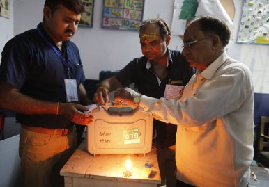 India's Marathon Election Ends, Vote Counting to Begin Thursday