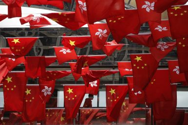 Hong Kong and the US-China New Cold War