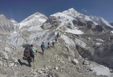 Why the Melting of the Hindu Kush and Himalayan Glaciers Matters