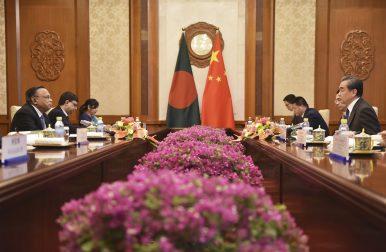 Bangladesh's China-India Balance | The Diplomat