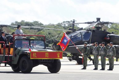 Anatomy of a Taiwan Invasion, Part 3: Taiwan's Countermeasures