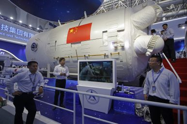 China Has a Head Start in the New Space Race