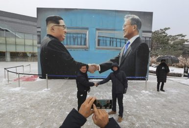 Why Moon Jae-in Should Not Follow Willy Brandt's Footsteps