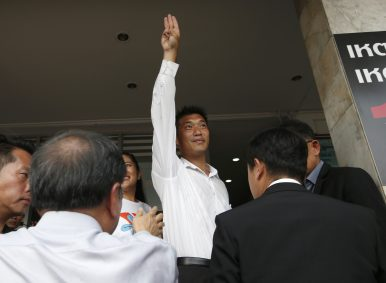 Thai Court Blocks Anti-Junta Politician From Parliament Seat