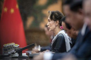 Myanmar's Fragile Democracy Needs the US, Not China