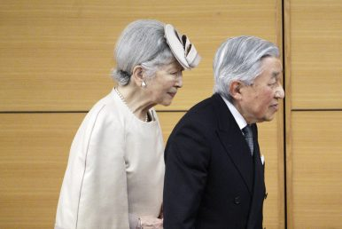The End of an Era: Japan's Emperor Finalizes Abdication