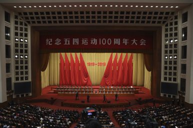 Xi Repeatedly Urges China's Youth to Follow the CCP