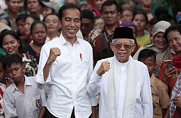 Indonesia Officially Awards Election to Jokowi