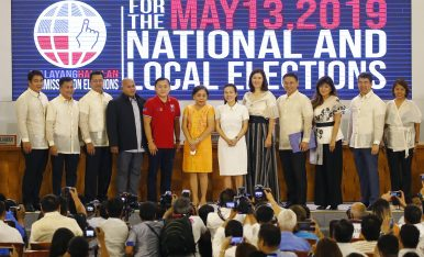 Duterte-Backed Candidates Win Big in Philippines' Midterm Elections