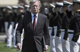 John Bolton's Departure Won't Be Felt in the Trump Administration's China Policy