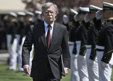 John Bolton: Coast Guard to Help Reassert US Leadership in Arctic