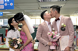 Taiwan's First Same-Sex Couples Got Married Today. What Rights Will They Receive?