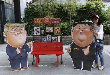 On North Korea, Trump Seems to Undermine His National Security Advisor