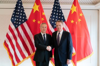 US-China Trade Talks: High Risk, High Stakes