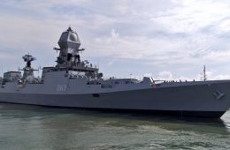India, Singapore Begin SIMBEX 2019 Naval Exercises in South China Sea