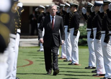 North Korea Slams US National Security Adviser John Bolton as 'Human Defect'