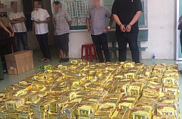 Vietnam and the Mekong's Synthetic Drug Epidemic