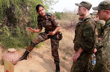 Indian Army to Recruit Women as Military Police: A Cause for Celebration?